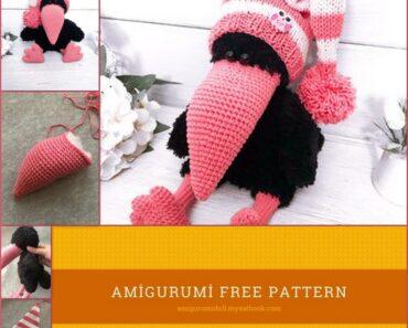 Amigurumi Crow Free Pattern